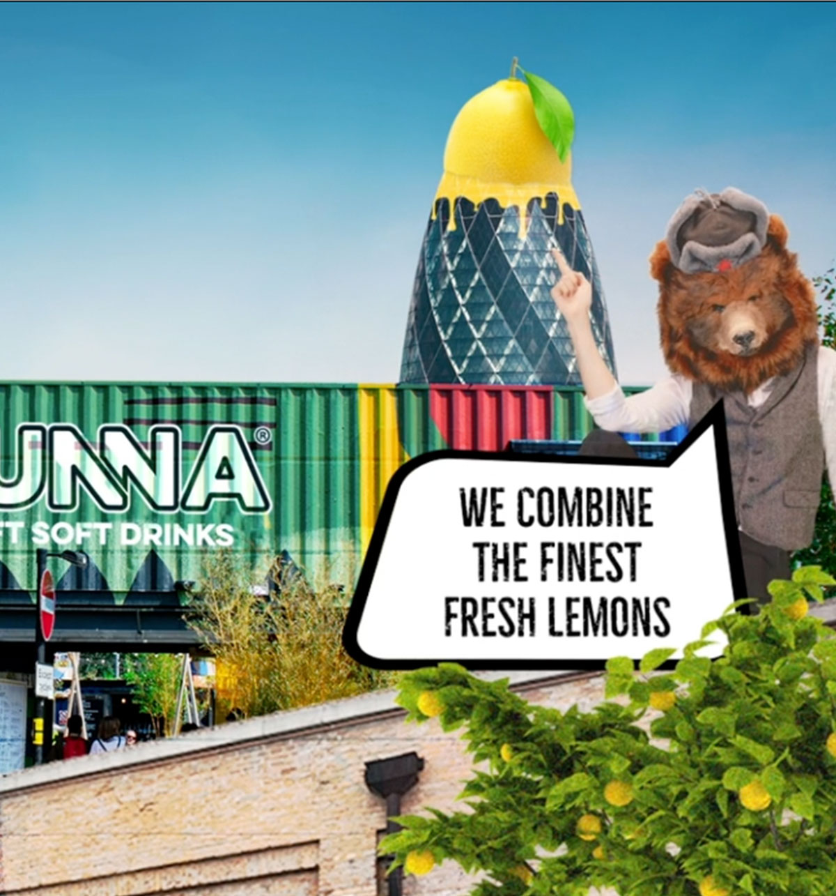 Marketing banner image for GUNNA - Muscovite Flavour Story